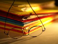 Glasses and Files