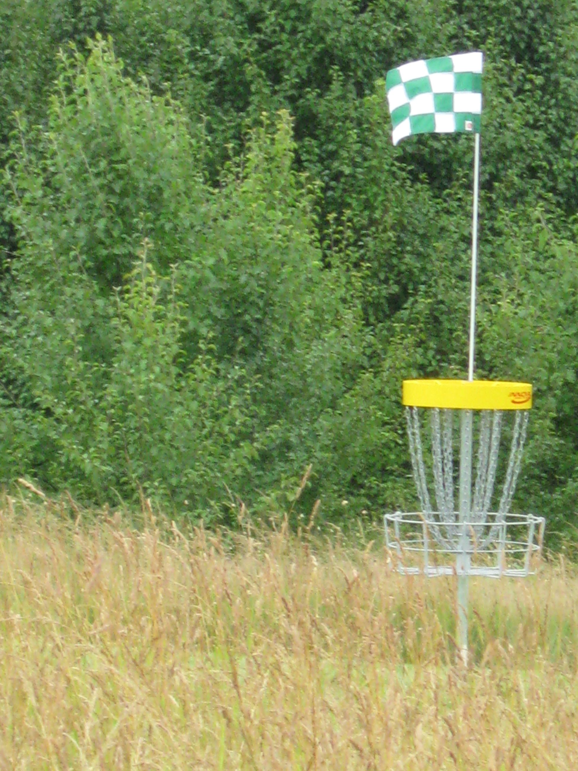 Disc Golf @ Overlook